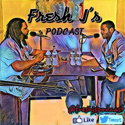 The Fresh J's Podcast Ep. 82 | Do Vegans Have Beef (Feat. @malikbazille)