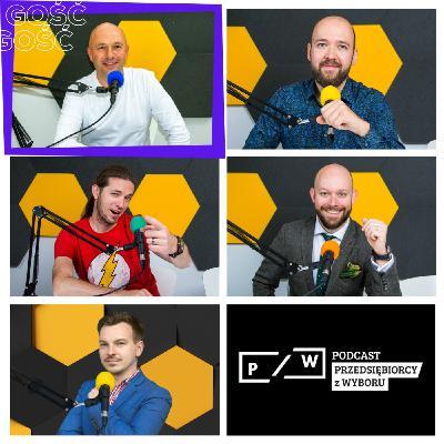 #70 W służbie browarów, przedsiębiorców i WOŚPu - Andrzeja Kompiel (AK Media)