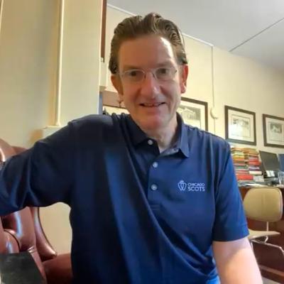 Gus Noble, President, Chicago Scots & Caledonia Senior Living   Chicago Business Podcast Episode 008