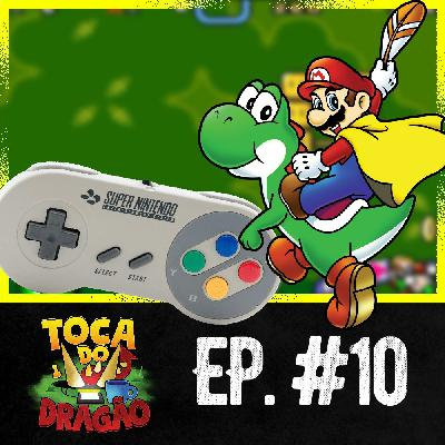 TDD EP#10 | Jogos da Nossa Infância e Adolescência