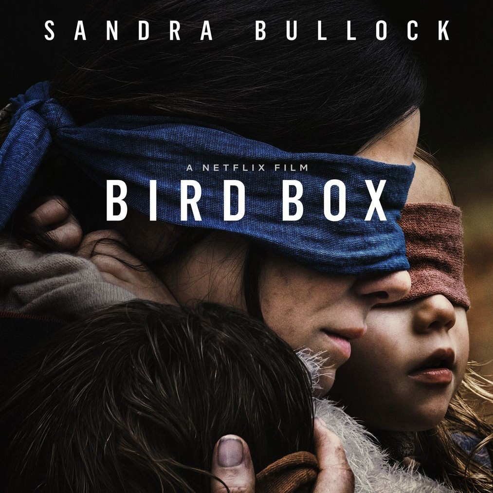 Sandy B. in Bird Box