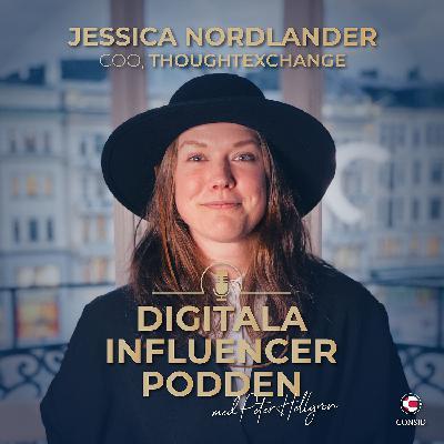 62. Årets mest innovativa ledare om hur man blir en bättre ledare med crowdsourcing och collective intelligence | Jessica Nordlander, COO på Thoughtexchange
