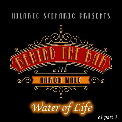 Behind the Bar with Aaron Male Part 1 - Water of Life
