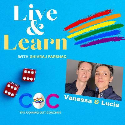 Trailer Ep.9 The Coming Out Coaches Lucie and Vanessa in an Exclusive Pride Edition