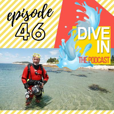 """Episode 46: """"I'd Snorkel In A Bathtub"""" with guest Bob Semple"""