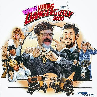 Episode 165:  ECW Living Dangerously 2000