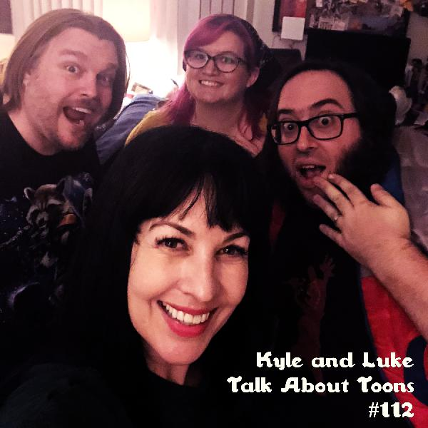 Kyle and Luke Talk About Toons #112: Have You Eaten at Carrozza's?