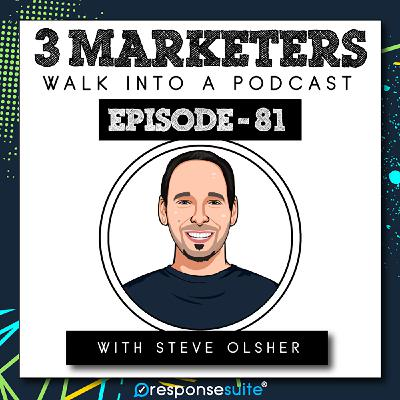 081: Live Event Prep To Get Your Attendees Hyped [Steve Olsher]