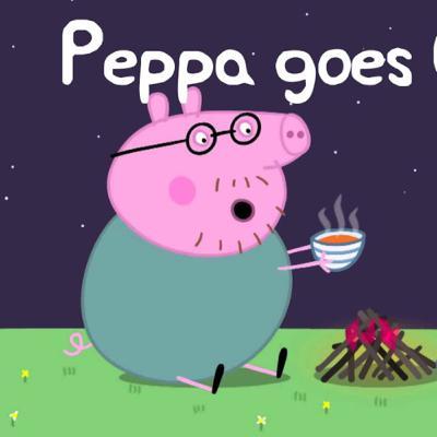 Peppa goes Camping (Peppa Pig) - Season 3 - Episode 8