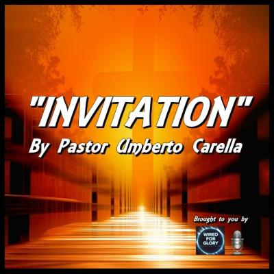 Invitation By Pastor Umberto Carella