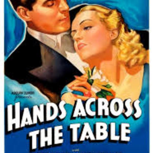 Hands Across the Table - Lux Radio Theater - Claudette Colbert - Joel McCrea - Audio Dramas of Classic Films