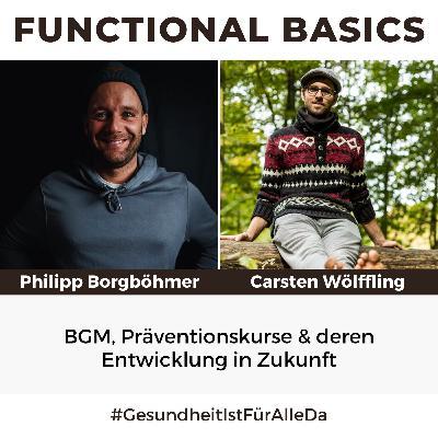 #177 BGM, Präventionskurse & deren Entwicklung in Zukunft mit Philipp Borgböhmer