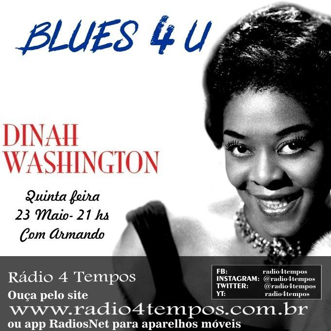 Rádio 4 Tempos - Blues 4 U 08:Rádio 4 Tempos