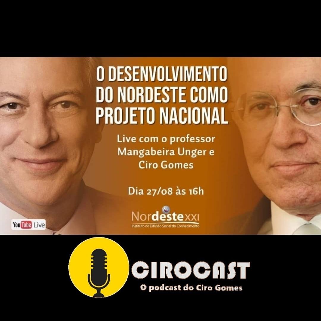 01/09/2020 | Ciro Gomes e Mangabeira Unger debatem soluções para o Brasil