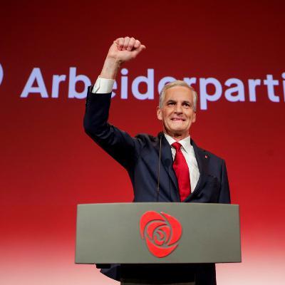 84 - Stortingsvalget i Norge 2021