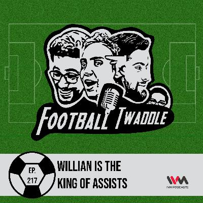 Willian is the King of Assists