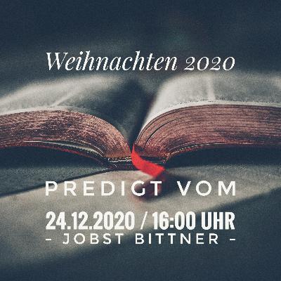 JOBST BITTNER - 24.12.2020 / 16:00 Uhr