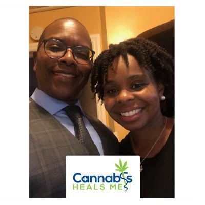 Ep. 120 - Osiris Stephen & Nina Simmons - Cannabis for Epilepsy