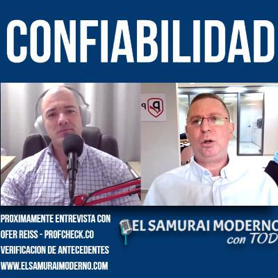 Credibilidad con Ofer Reiss | El Samurai Moderno Podcast