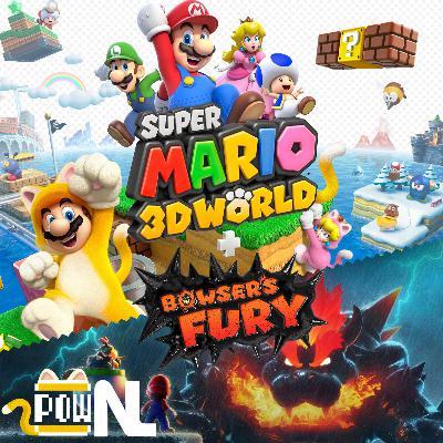 Nintendo POWdcast #131 – Super Mario 3D World + Bowser's Fury