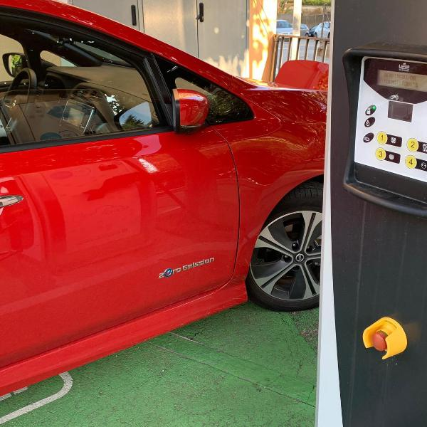 Joys of Free EV Charging in Barcelona