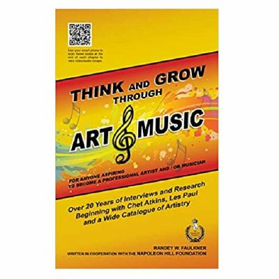 Podcast 817: Think and Grow Through Art and Music with Randey Faulkner