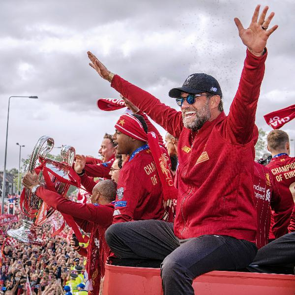 Allez Les Rouges: Back on their perch and now what Liverpool must do next - on and off the field