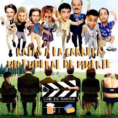 Cine de barra 5x01 - Ratas a la carrera y Un funeral de muerte