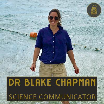 Sharks and Science Communication with Dr Blake Chapman (#17)