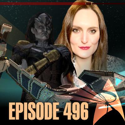 496 - Mary Chieffo, Paramount+, and The Roddenberries | Priority One: A Roddenberry Star Trek Podcast