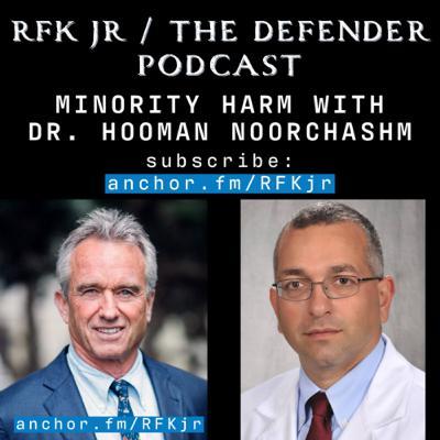 Minority Harm with Dr Hooman Noorchashm