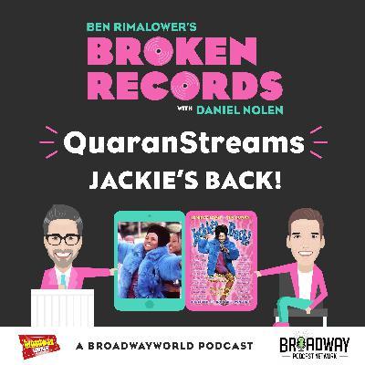 Episode 41: QuaranStreams (Jackie's Back!)
