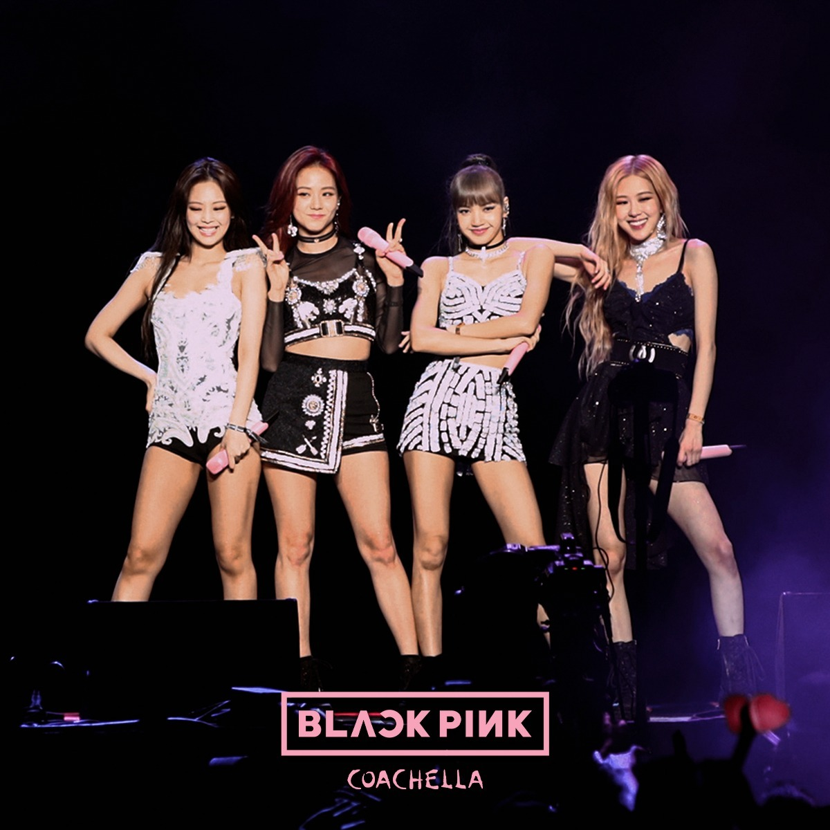 Playing with Fire / LIVE IN COACHELLA / BLACKPINK