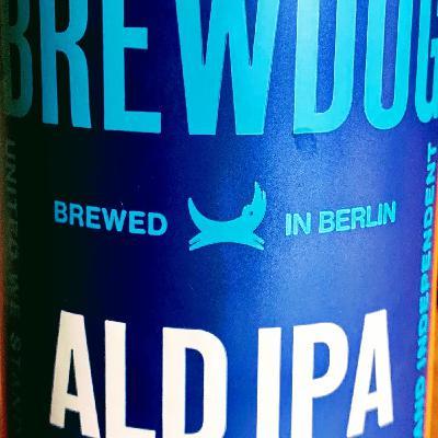 Brewdog ALDIPA - Das ALDI India Pale Ale