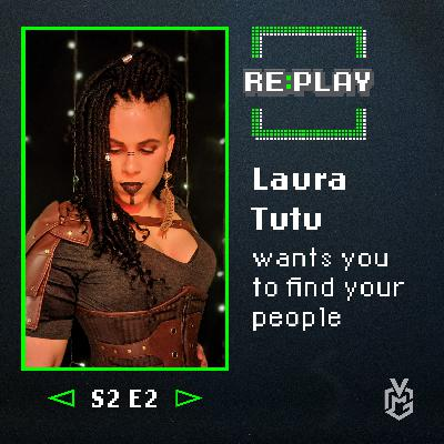 Laura Tutu Wants You to Find Your People