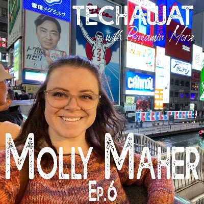 Molly Maher: Evolving Through Travel