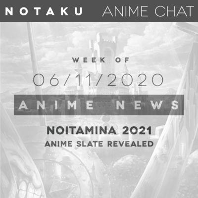 NoitaminA 2021 Anime Slate Revealed