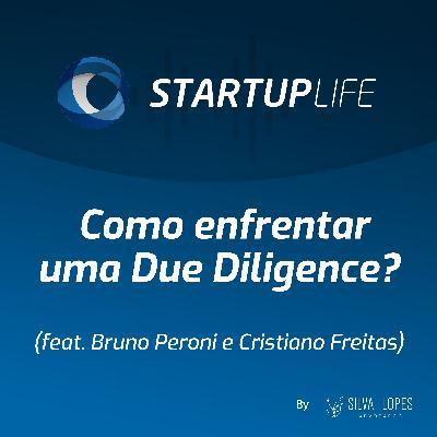 Como enfrentar uma Due Diligence? [com  Bruno Peroni (Prana Capital e A Virada Podcast) e Cristiano Freitas (Syhus)]