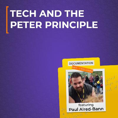 Tech & The Peter Principle