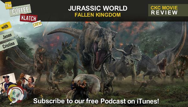 Jurassic World, Fallen Kingdom - Movie Review - Westworld