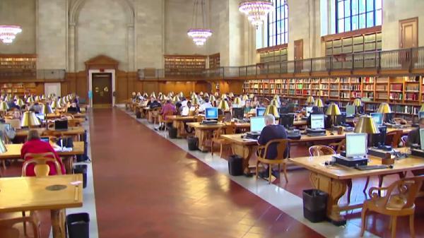 مراسلو الجزيرة- مكتبة نيويورك- مسجد أبو أيوب الأنصاري بإسطنبول