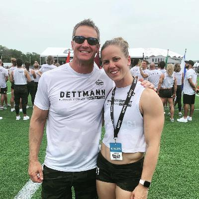 Taylor Streid - CrossFit Games Athlete as both an Individual and Team