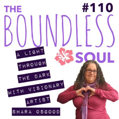 A Lighted Path with Visionary Artist Shara Osgood