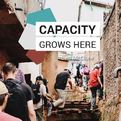 Capacity Grows Here - Ben McClure // Friday Night Meeting