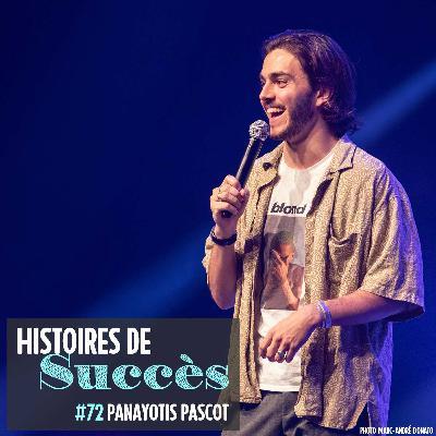 Panayotis Pascot, des interviews à 12 ans, à la scène à 19 en passant par Le Petit Journal