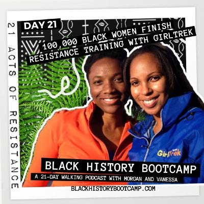 Day 21: Total Victory with GirlTrek