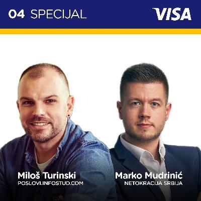 Pojačalo Visa Specijal EP 4: Kako se istaći i privući nove zaposlene