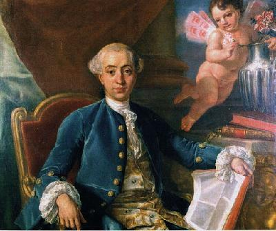 Episode 40:  (The Indecorous History of Casanova)