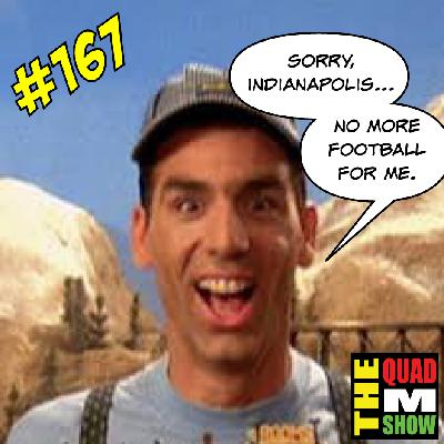 #167 - Andrew Luck, Joker Trailer, & Bad 90's Beer