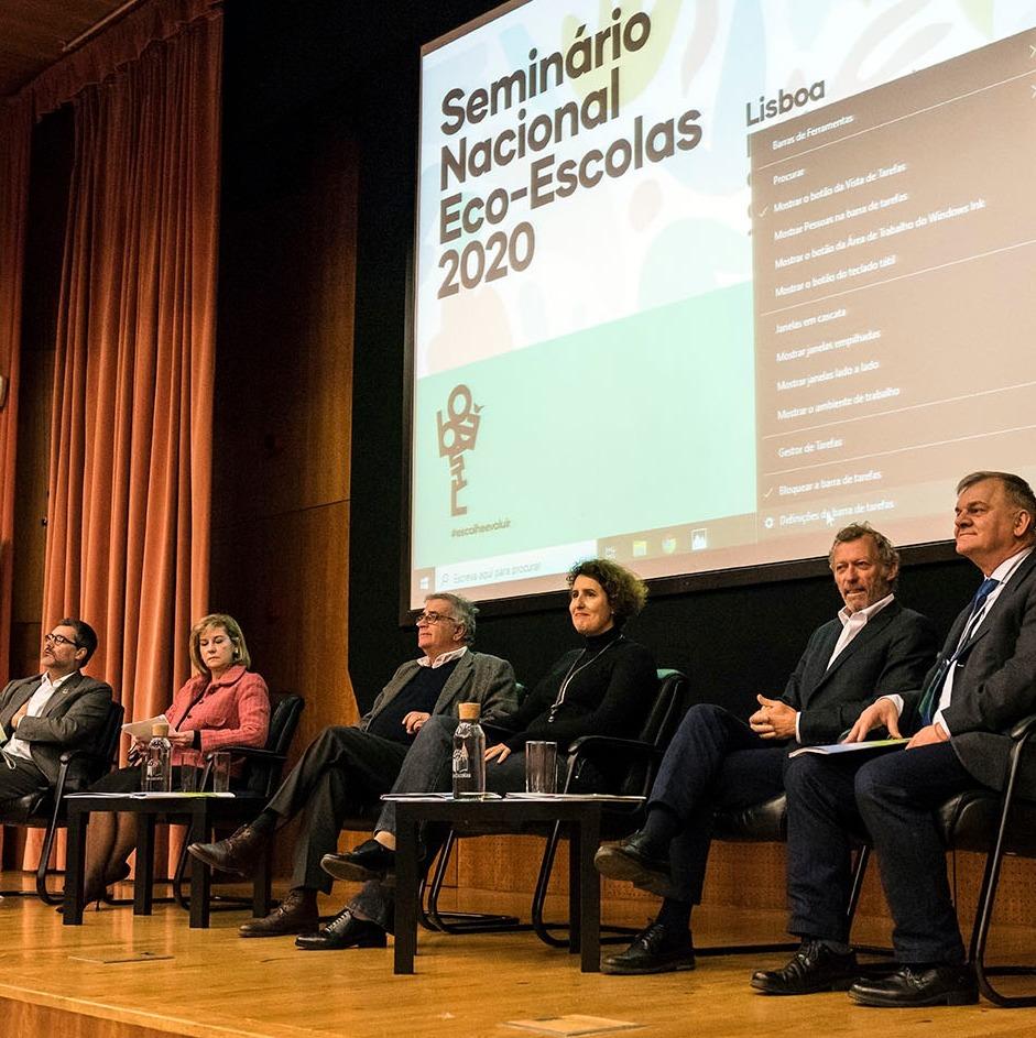 Seminário Eco-Escolas 2020 (Dia 1) - Sessão de Abertura